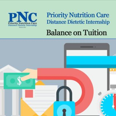 Balance of Internship Tuition